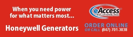 Honeywell Portable Generators and Honeywell Home Generators are quiet portable generators