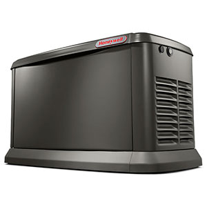 Honeywell 22kW Air Cooled Home Standby Generator, WiFi-Enabled - 70652