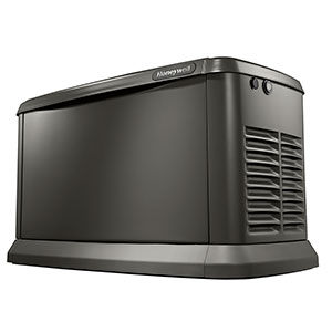 Honeywell 18kW Air Cooled Home Standby Generator, WiFi-Enabled - 7230