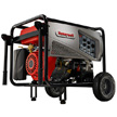 Honeywell 7,500 Watt Portable Gas Powered Generator with Electric Start on Sale