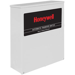 Honeywell RTSZ100J3 Three Phase 100 Amp/240V Transfer Switch, Non Service-Rated