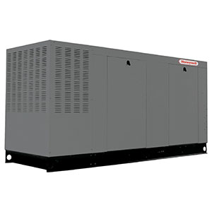 Honeywell HT10068C 100kW Liquid Cooled Home/Commercial Standby Generator (SCAQMD Compliant)