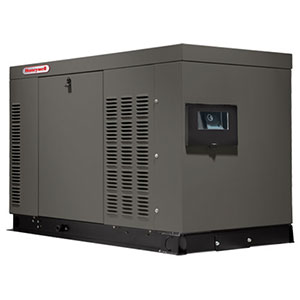 Honeywell HG04854C, 48kW Liquid Cooled Home Standby Generator (CA/MA Approved)